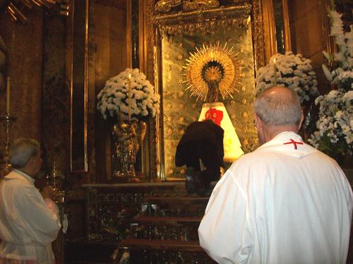 Virgen del Pilar Borja Milans