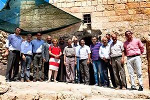 Betania - El «pequeño paraíso» de Jesús: las excavaciones en torno a la tumba de Lázaro 1