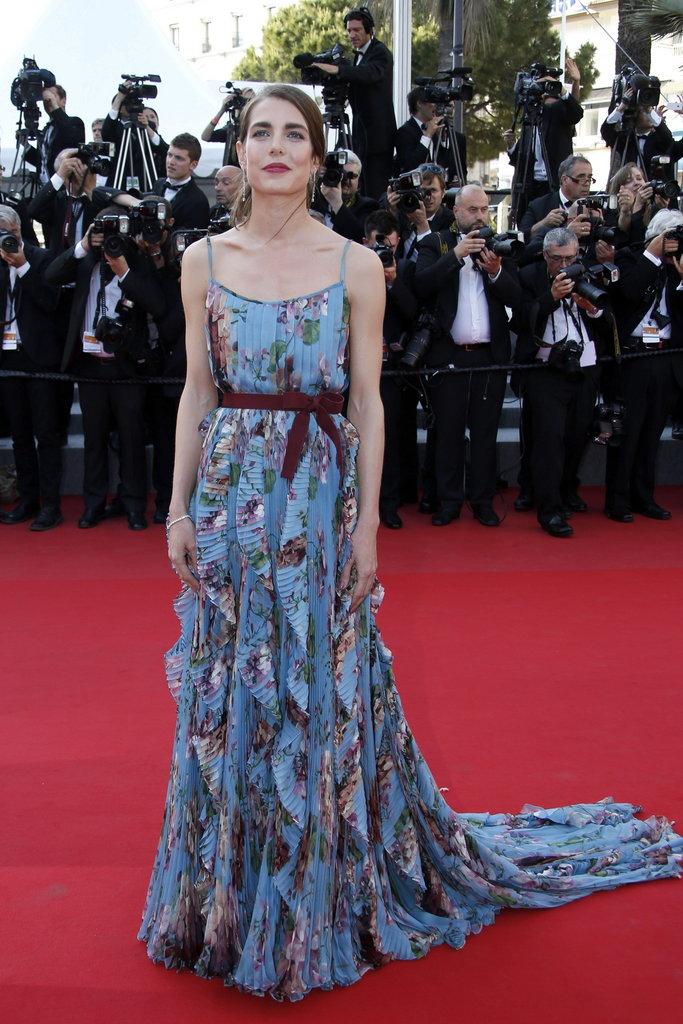 Los Descuidos De Blanca Su 225 Rez Y Salma Hayek En Cannes