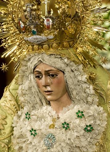 Leyendas de Sevilla: La leyenda de la Virgen Macarena y