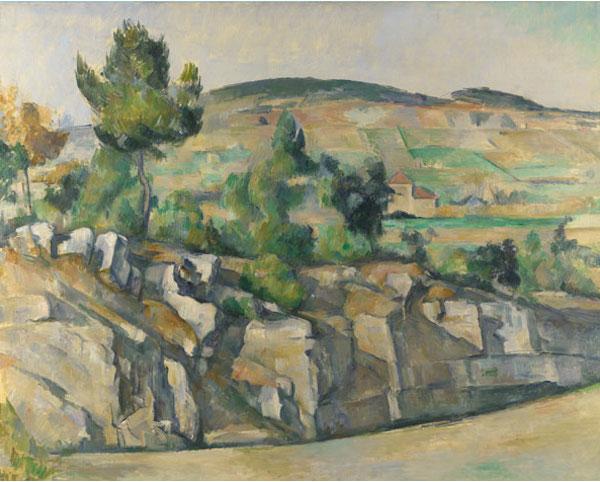 Resultado de imagen de Que buscaba Cézanne dos hermanas