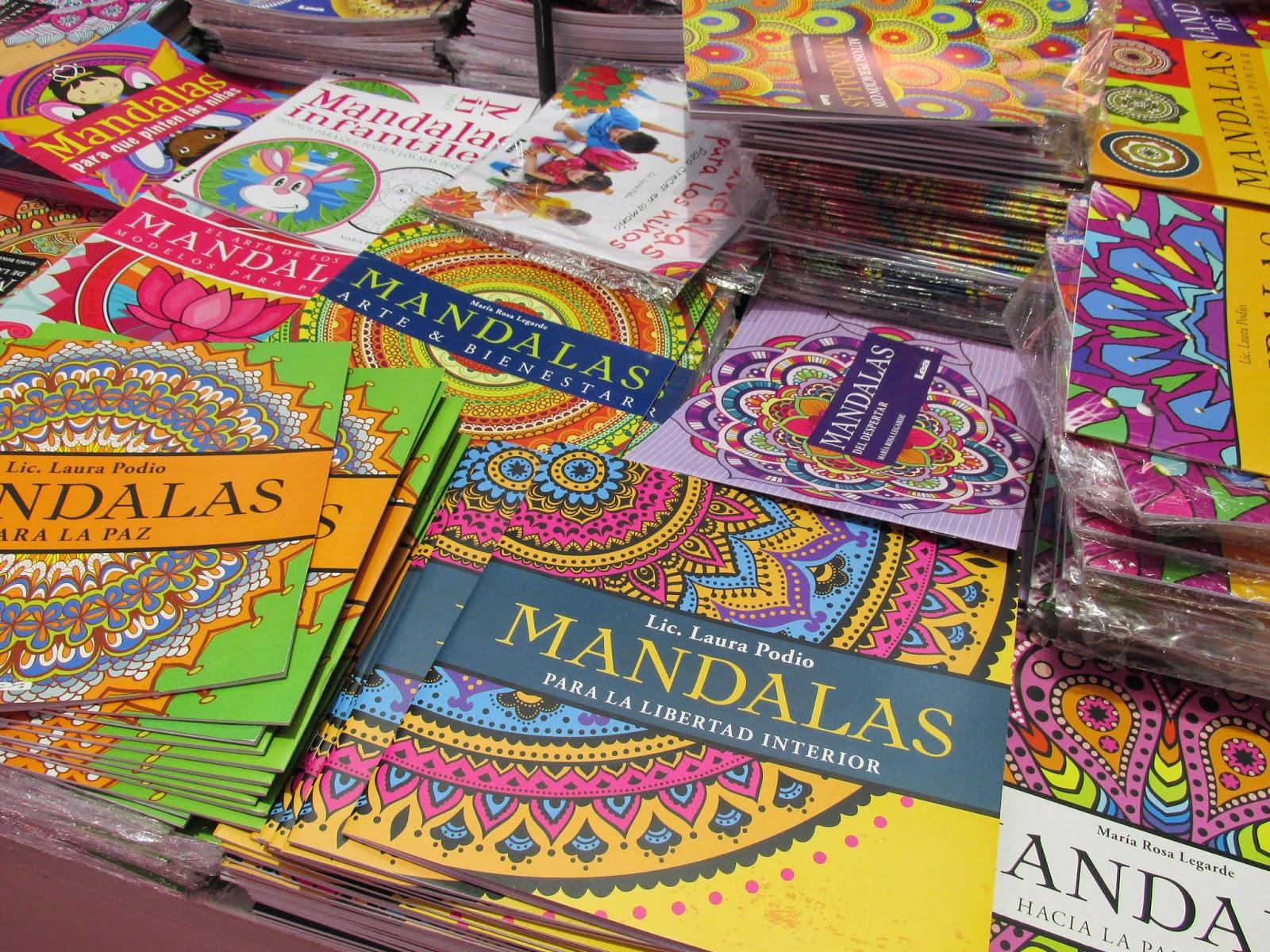 Libros para colorear: ¿moda o práctica milenaria?