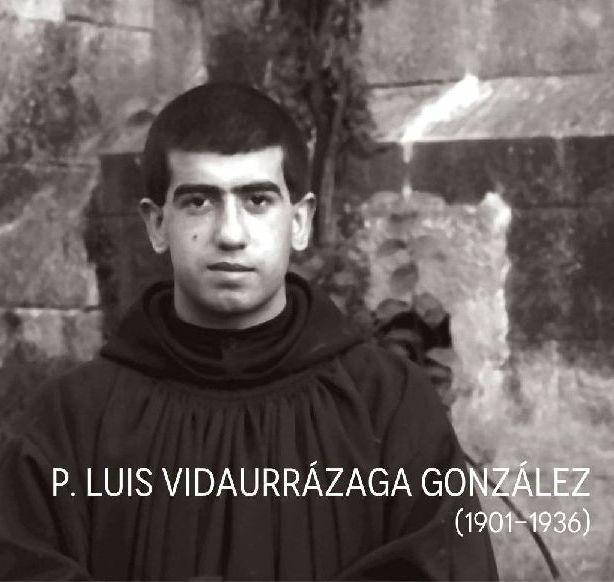El padre Luis Vidaurrázaga.