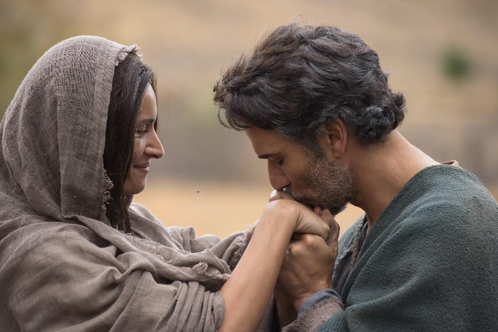 «Llena de Gracia», la película que cuenta los últimos días de la Virgen María junto a los Apóstoles 1