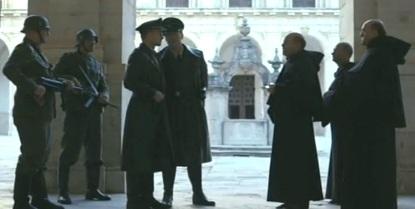 Cuando los nazis visitaron montserrat buscando el santo grial y se negaron a besar a la moreneta - Tiempo olesa de montserrat ...