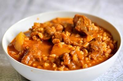 El menú de la Última Cena, según dos arqueólogos - Guiso de habas, salsa de pez y dulce de dátiles 1