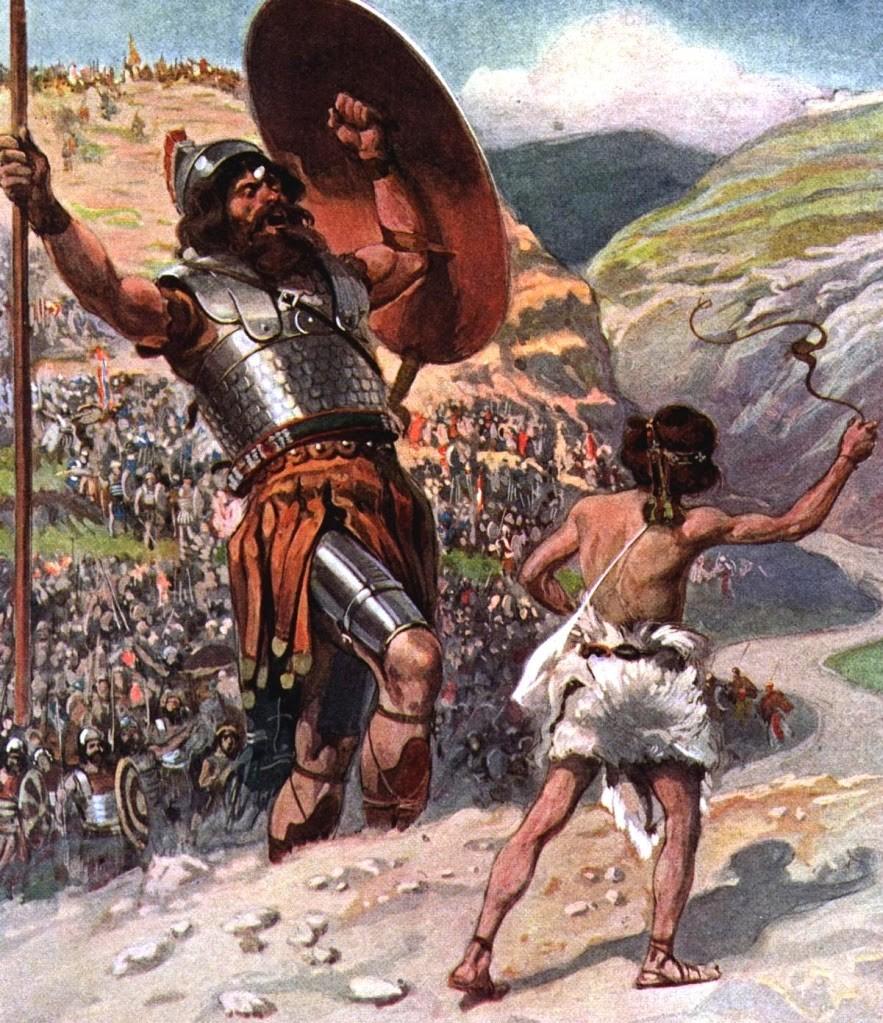 Hallados los restos monumentales de la bíblica ciudad filistea de Goliat 1