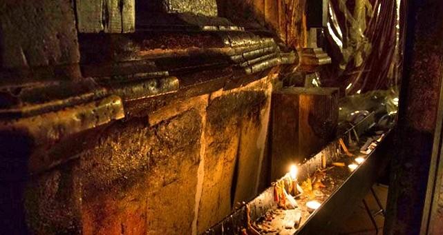 Santo Sepulcro - El edículo que protege la tumba de Cristo será restaurado por primera vez en dos siglos 2