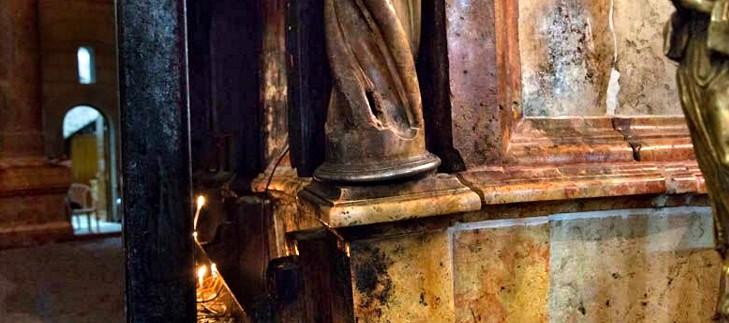 Santo Sepulcro - El edículo que protege la tumba de Cristo será restaurado por primera vez en dos siglos 3