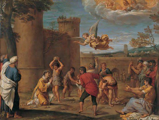 Posible descubrimiento de la tumba de San Esteban 1