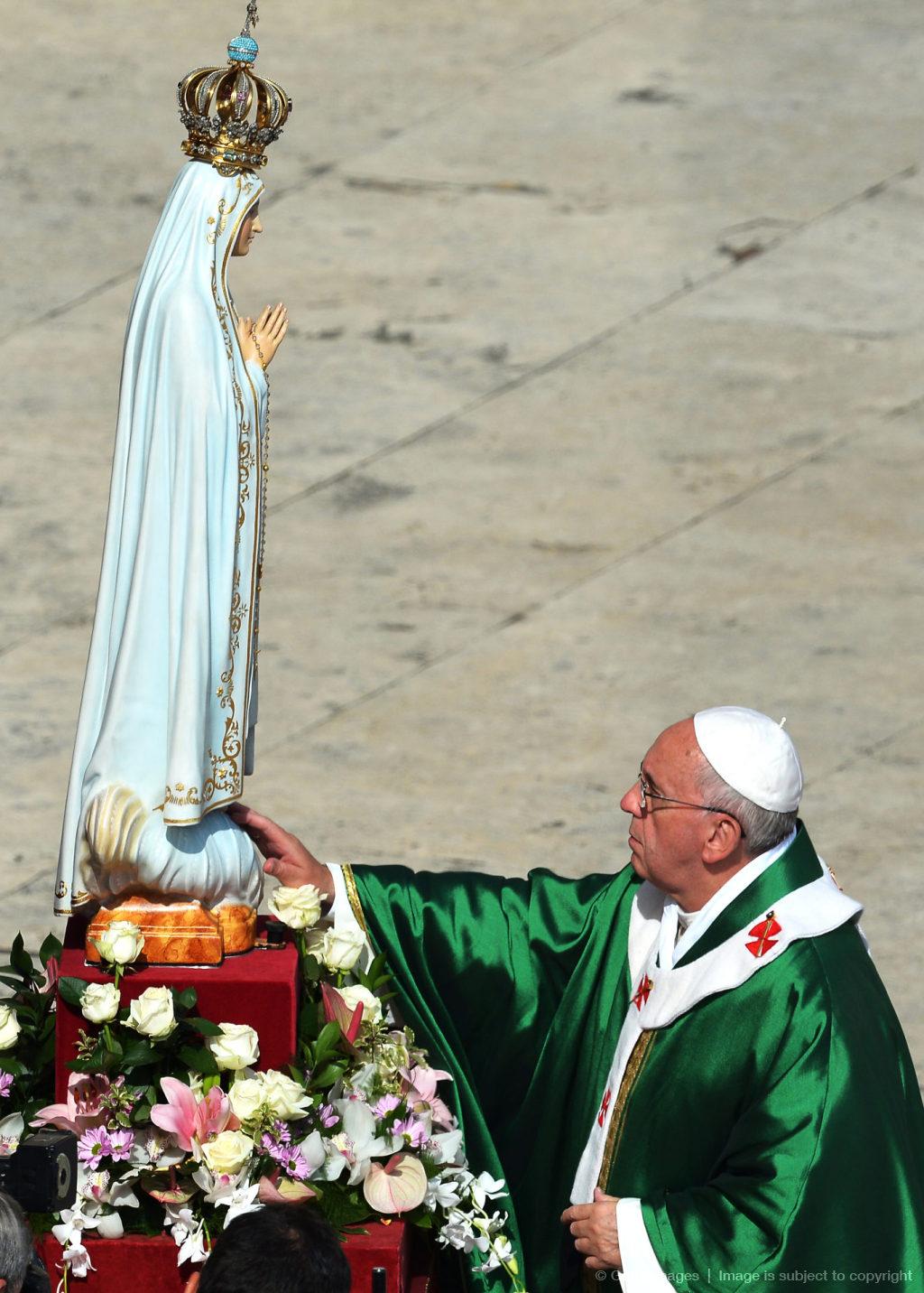 Fátima, la urgente alerta de la Virgen María que confirma