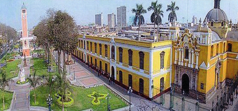 Del fraile español, Tomás de San Martín, que fundó la primera universidad  americana hace 460 años – ReL – Verdades Ofenden