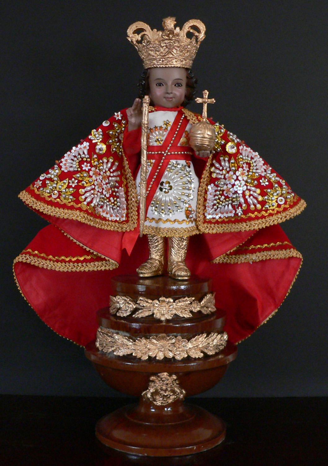 De la increíble historia del Santo Niño de Cebú, cuya ...