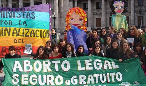 Resultado de imagen para Abortistas en argentina