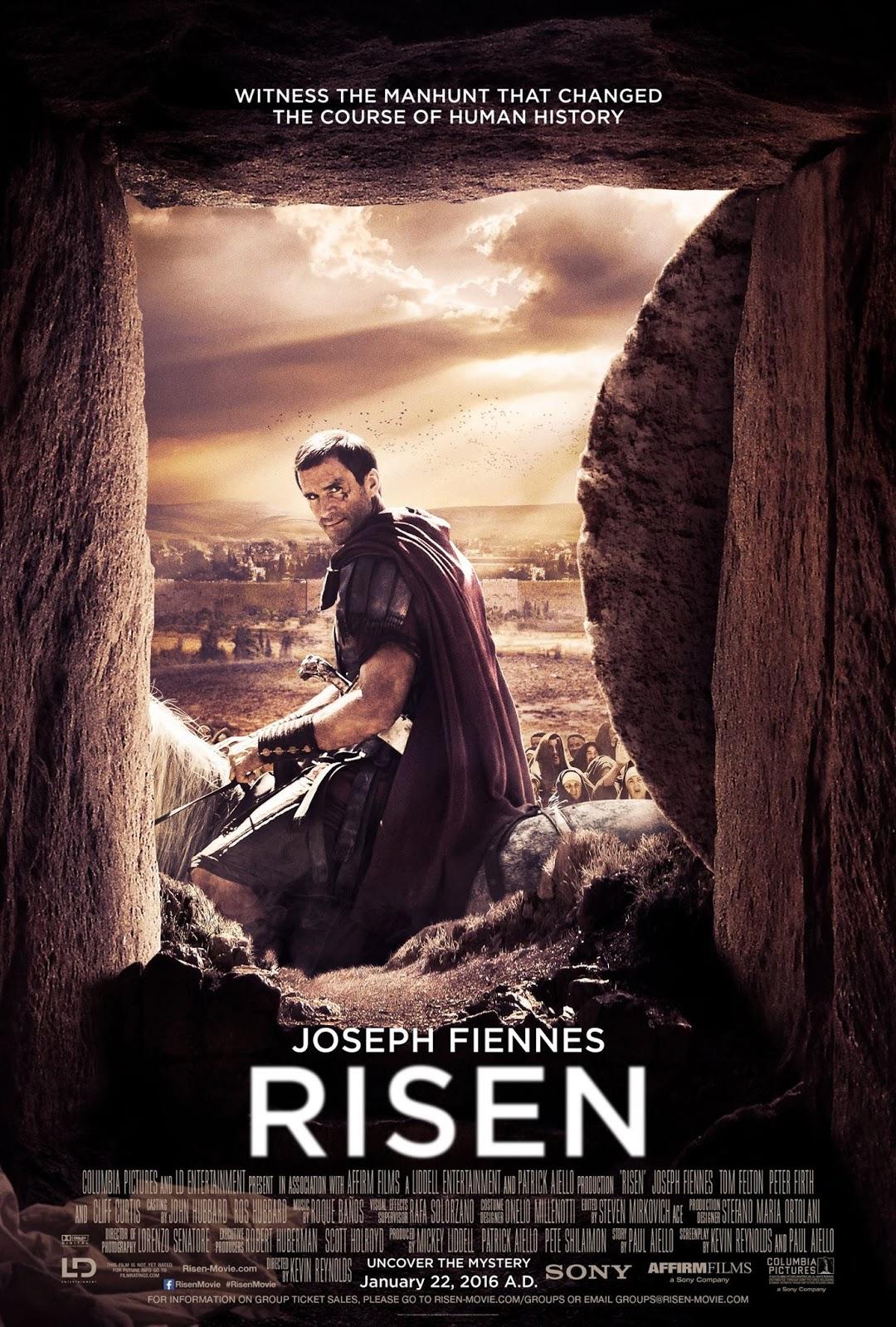 ¿Por qué arrasa «Resucitado [Risen]»? Porque ve a Jesús como los romanos... y somos como ellos 1